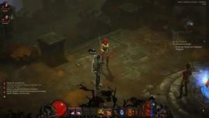 Diablo 3 - Komplettlösung : Der neue Begleiter der Schuft
