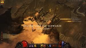 Diablo 3 - Komplettlösung : Die Schwarze Schlucht