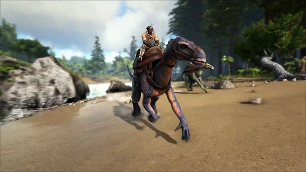 Ark: Survival Evolved - Gameplay-Trailer stellt das Update 256 vor