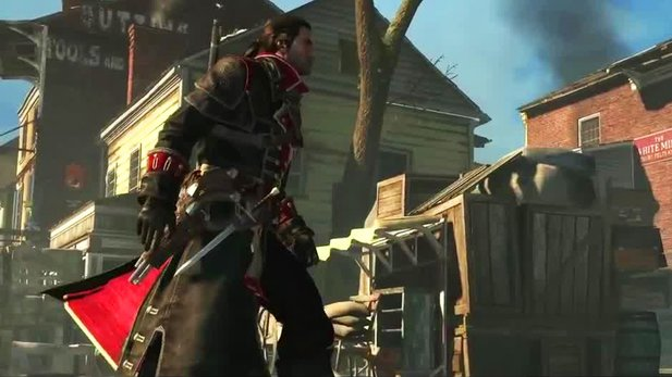 Assassin's Creed Rogue - Ingame-Trailer zur PC-Version