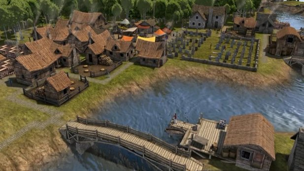 Banished - Gameplay-Video zum Release des Aufbau-Titels