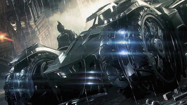 Batman: Arkham Knight - Die Entstehung des Batmobiles im Video-Interview