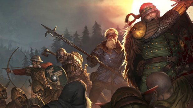 Battle Brothers vereint Total War, Mount & Blade und XCOM.