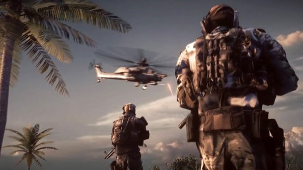 Battlefield 4 - Teaser-Video zum Seekampf-DLC »Naval Strike«