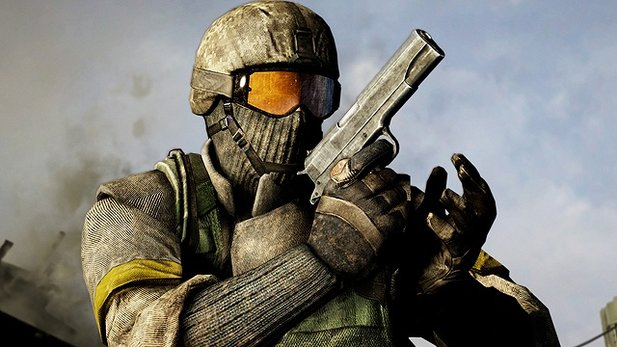 Arbeitet DICE an Battlefield: Bad Company 3?