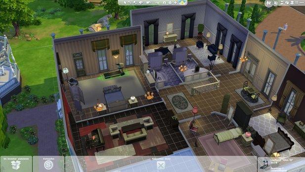 seite 2 die sims 4 im test gut aber nicht gut genug. Black Bedroom Furniture Sets. Home Design Ideas