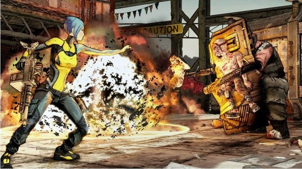 Borderlands 2 erscheint am 21. September 2012.