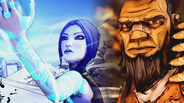 Termin-Trailer von Borderlands 2