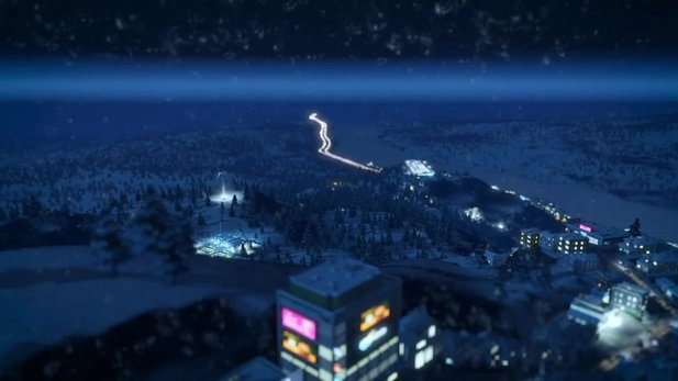 Cities: Skylines - Snowfall Reveal Trailer