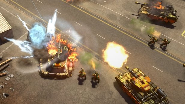 Arbeitet bald ein anderes Studio an Command & Conquer?