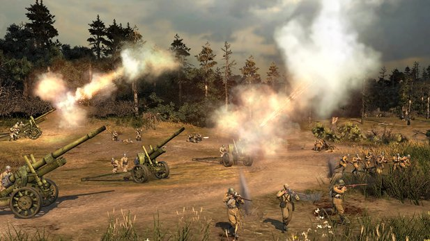 Darf Relic weiterhin an Company of Heroes 2 arbeiten?