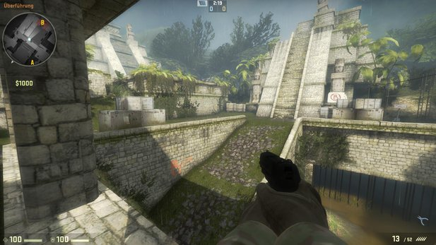 Valve denkt über ein International-Turnier für den Multiplayer-Shooter Counter-Strike: Global Offensive nach.
