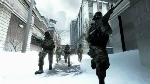 Counter-Strike: Global Offensive - Intro-Trailer
