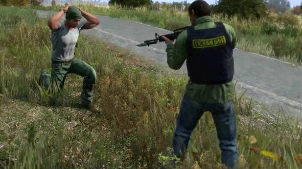 DayZ - Alpha-Gameplay aus dem Multiplayer-Test der Standalone-Version