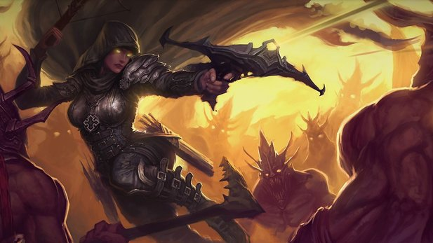 Image Result For Impale Build Demon Hunter
