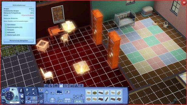 die sims 3 traumkarrieren im test mit dem addon zur arbeit gamestar. Black Bedroom Furniture Sets. Home Design Ideas
