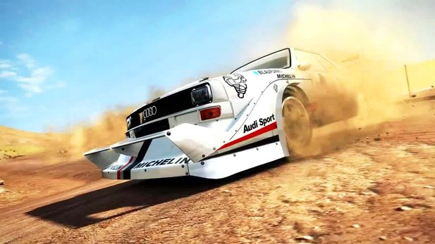 Dirty Rally - Trailer zum Update 0.5 »Tarmac Terrors«