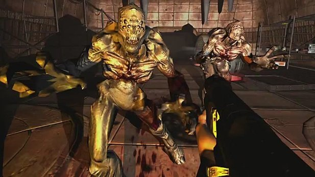 Doom 3 - Trailer zur BFG-Edition