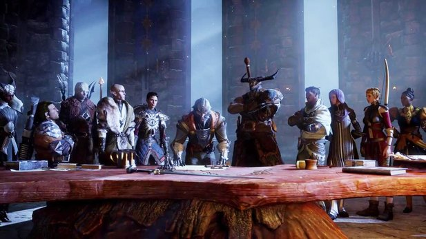 Ingame-Trailer von Dragon Age: Inquisition