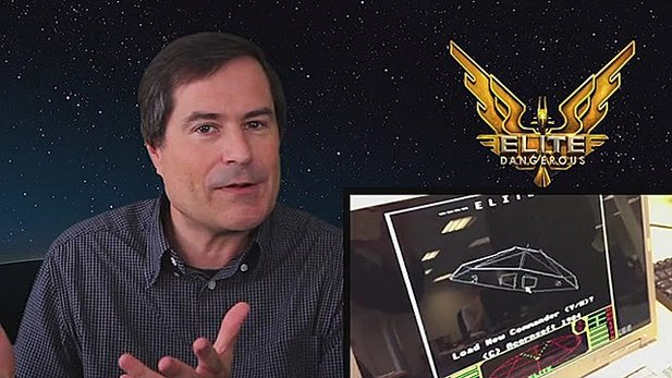 Kickstarter-Video zu Elite: Dangerous