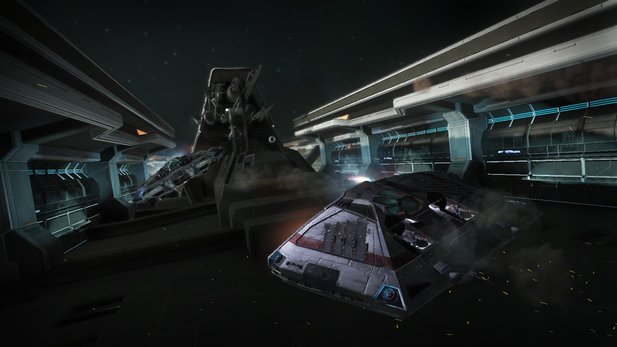 Elite: Dangerous geht am 15. Mai 2014 in die vierte Alpha-Phase über, bevor am 30. Mai 2014 der Closed-Beta-Test startet.