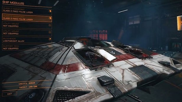 Elite Dangerous - Preview-Video zu Alpha-Phase 2 und 3