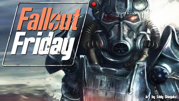 Fallout Friday - Fallout-News: Beta-Patch, Fallout 4 in VR & Fallout 1 als Mod