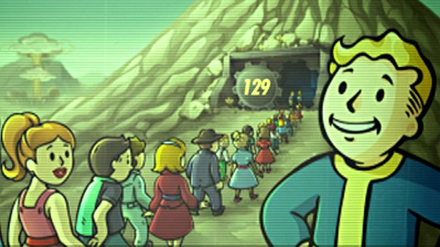 Fallout Shelter gibt es jetzt auch für Android.