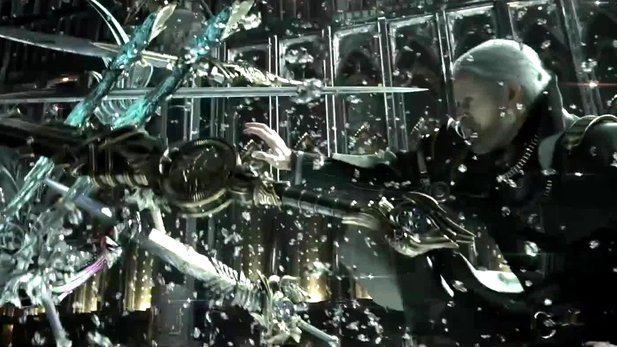 Final Fantasy 15: Kingsglaive - Ankündigungs-Trailer zu Film