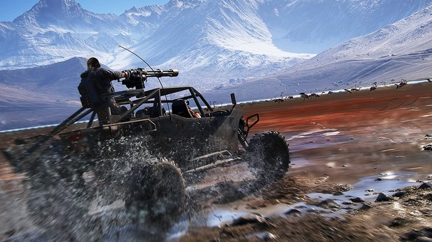 Ghost Recon: Wildlands - Neue Region der Open Beta im Trailer