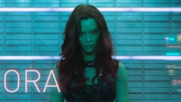 Guardians of the Galaxy - Videospecial Gamora