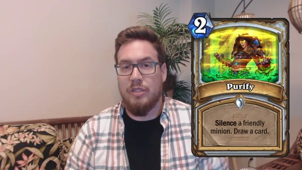 Hearthstone: Heroes of Warcraft - Entwickler-Video zur Priester-Karte »Purify«