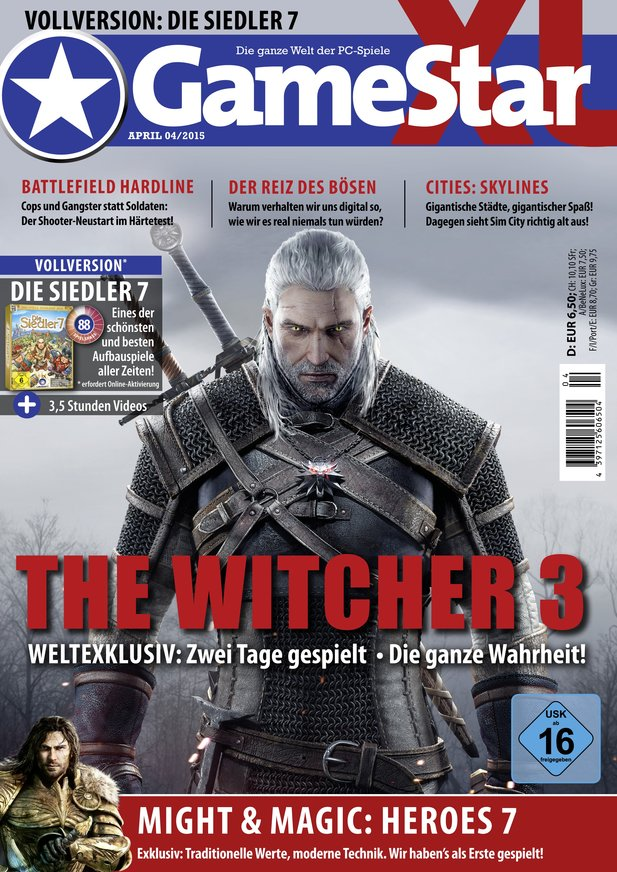 GameStar 04/2015 - ab sofort am Kiosk