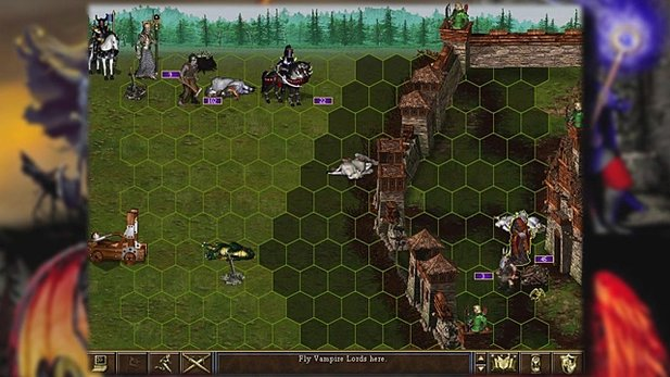 Heroes of Might & Magic 3 - Hall-of-Fame-Video