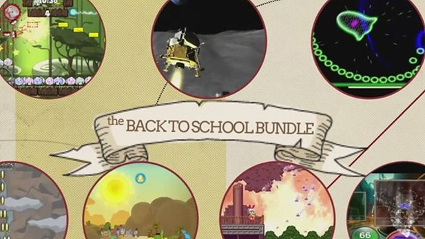 Trailer zum Back to School Bundle