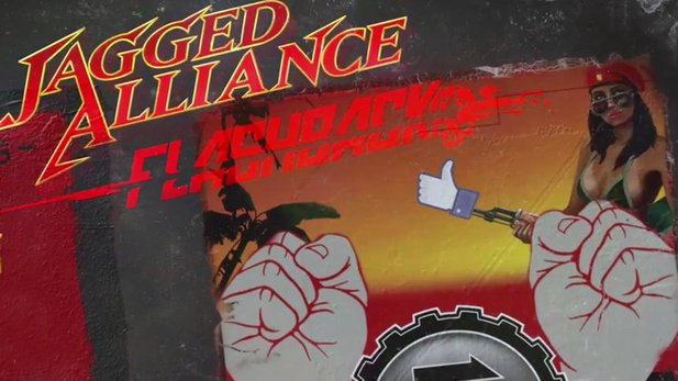 Gameplay-Trailer von Jagged Alliance: Flashback