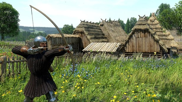 Kingdom Come: Deliverance - Preview-Video mit vielen Gameplay-Szenen aus der Alpha