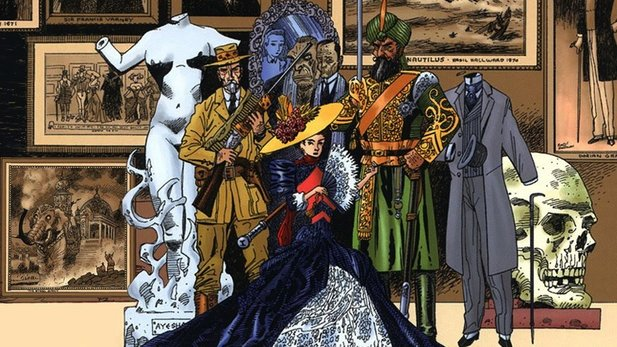 Die Comics League of Extraordinary Gentlemen werden zur TV-Serie.