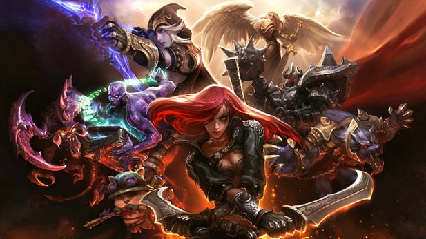 League of Legends - Kontrollbesuch-Video zum Season 3-Update
