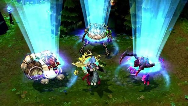 League of Legends - Entwickler-Video zum Patch »Ultra Rapid Fire«