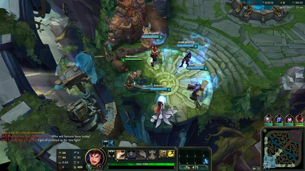 Riot Games verklagt den Entwickler des Cheat-Tools LeagueSharp für League of Legends.