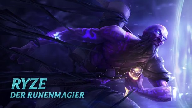 League of Legends - Champion-Spotlight: Ryze, der Runenmagier