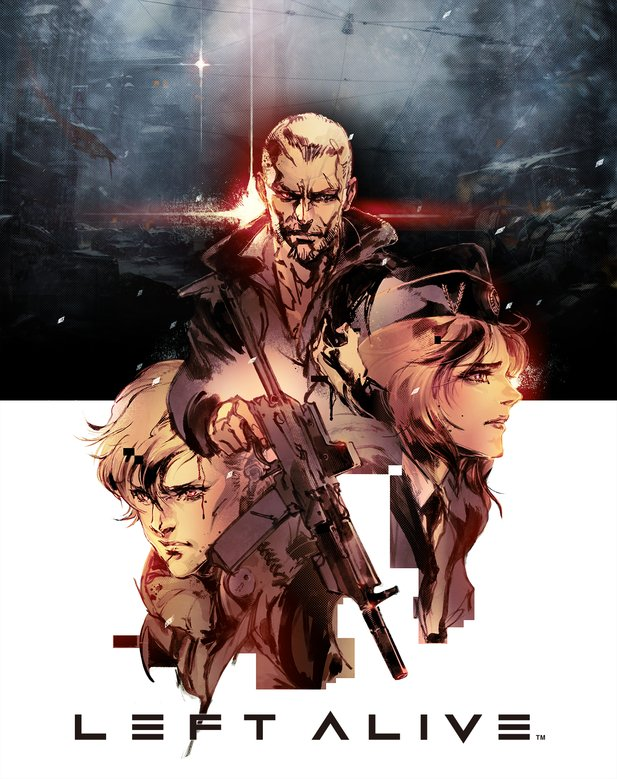 Left Alive: Square Enix kündigt neuen Survival-Action-Shooter an