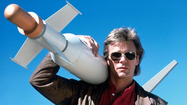 Neuauflage der Kultserie MacGyver geplant.