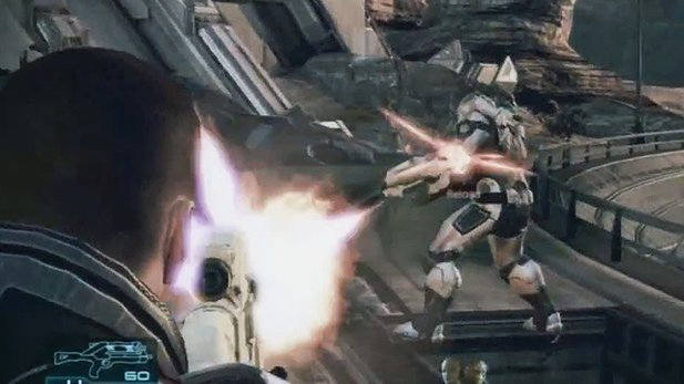 Mass Effect 3 - Gameplay-Demo