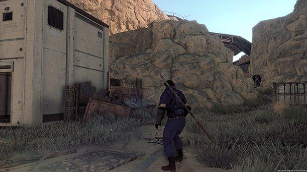 Metal Gear Survive: Der Launch-Trailer stimmt auf das Survival-Abenteuer ein