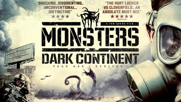 Monsters: Dark Continent - Kino-Trailer zum Alien-Kriegsfilm