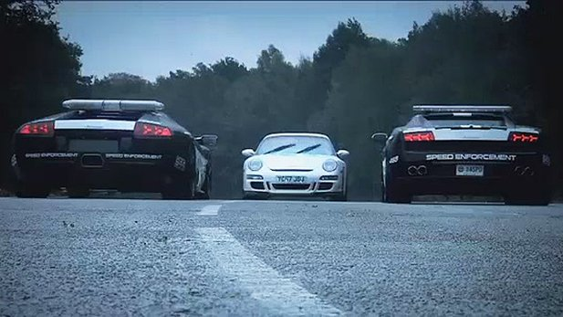 Struggle Power-Trailer zu Need for Speed: Hot Purs