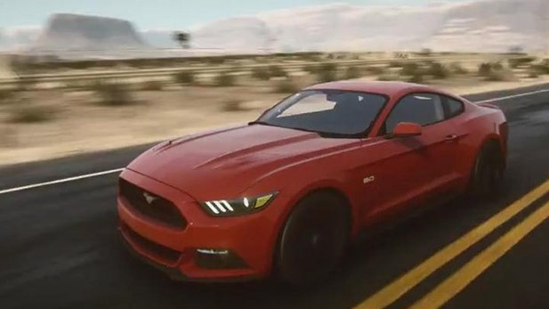 Mustang-Trailer von Need for Speed Rivals