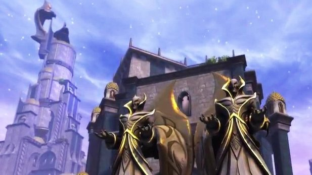Neverwinter - Launch-Trailer zur »Shadowmantle«-Erweiterung